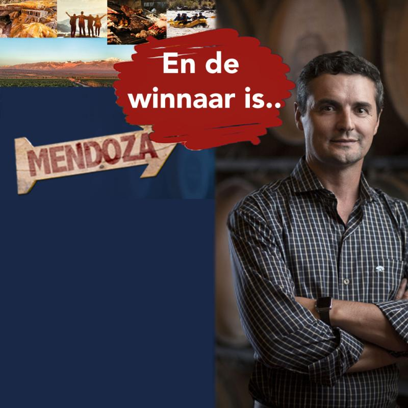 De winnaar is bekend!